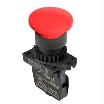 Autonics S2BR P1RB - پوش باتن یا کنترل سوئیچ آتونیکس مدل S2BR-P1RB