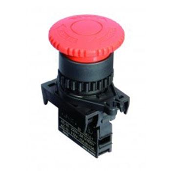 Autonics S2ER E3RB - پوش باتن یا کنترل سوئیچ آتونیکس مدل S2ER-E3RB