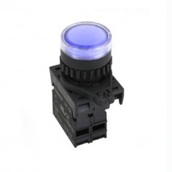 Autonics S2PR P3BBL - پوش باتن  یا کنترل سوئیچ آتونیکس مدل S2PR-P3BBL