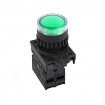 Autonics S2PR P3GAL - پوش باتن  یا کنترل سوئیچ آتونیکس مدل S2PR-P3GAL