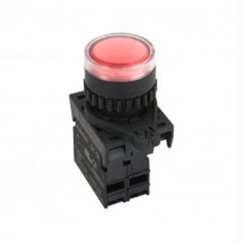 Autonics S2PR P3RBL - پوش باتن  یا کنترل سوئیچ آتونیکس مدل S2PR-P3RBL
