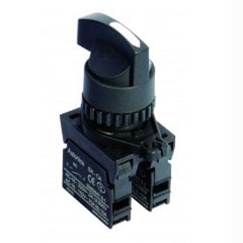 Autonics S2SR S6W2A - پوش باتن یا کنترل سوئیچ آتونیکس مدل S2SR-S6W2A