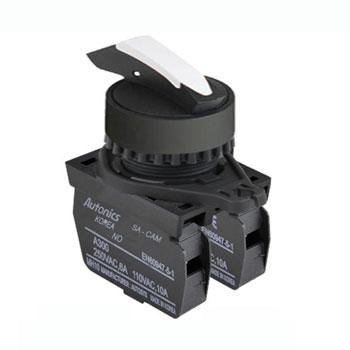 Autonics S2SRN S8W2A - پوش باتن یا کنترل سوئیچ آتونیکس مدل S2SRN-S8W2A