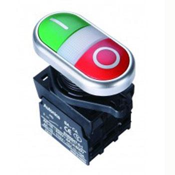 Autonics S2TR P3WABL - پوش باتن یا کنترل سوئیچ آتونیکس مدل S2TR-P3WABL