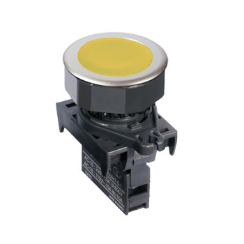 Autonics S3PF P1YA - پوش باتن  یا کنترل سوئیچ آتونیکس مدل S3PF-P1YA