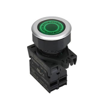 Autonics S3PF P3GAL - پوش باتن  یا کنترل سوئیچ آتونیکس مدل S3PF-P3GAL