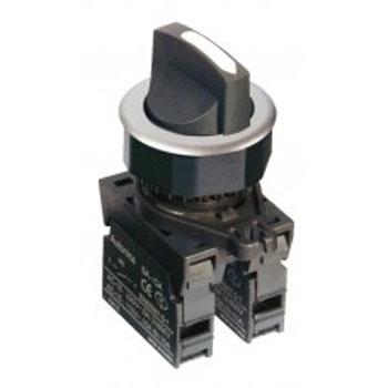 Autonics S3SF S7W2A - پوش باتن یا کنترل سوئیچ آتونیکس مدل S3SF-S7W2A