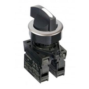 Autonics S3SF S8W2A - پوش باتن یا کنترل سوئیچ آتونیکس مدل S3SF-S8W2A