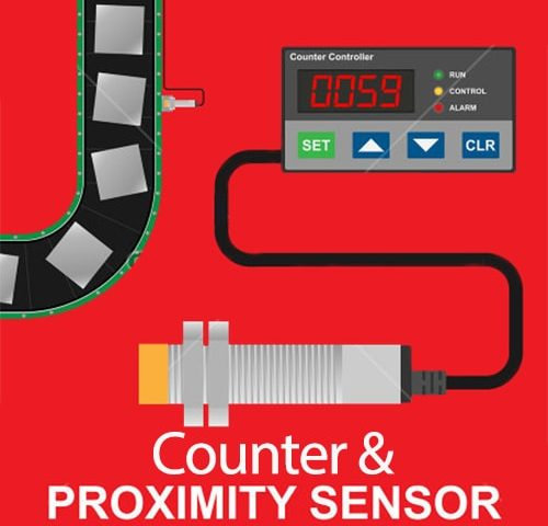 Counter And Proximity Sensor