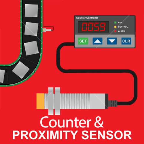 Counter And Proximity Sensor
