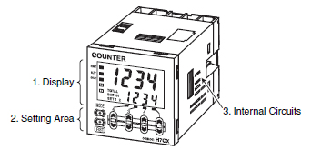 Counter 2 - کانتر یا شمارنده دیجیتال چیست ؟