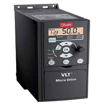 Danfoss VLT Micro Drive FC51 1 - درایو دانفوس مدل MICRO FC51