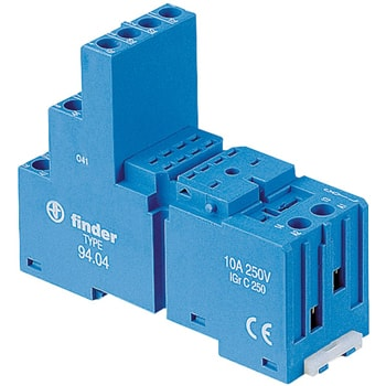 Finder 94 Series Sockets for 55 and 85 series relays - سوکت فیندر Finder سری 94