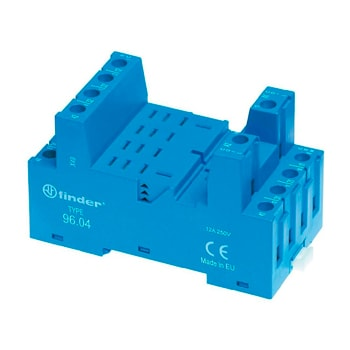 Finder 96 Series Sockets for 56 series relays - سوکت فیندر Finder سری 96
