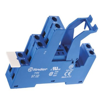Finder 97 Series Sockets for 46 series relays - سوکت فیندر Finder سری 97