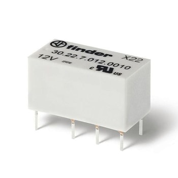 finder-low-profile-electromechanical-pcb-relays-41-series