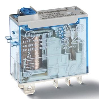 Finder Miniature industrial relays 46 Series - رله مینیاتوری صنعتی فیندر Finder سری 46