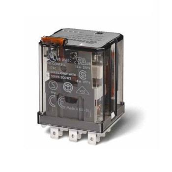 Finder Power relays 62 Series - رله قدرت فیندر Finder سری 62