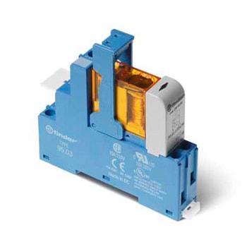 Finder Relay Interface Modules 48 Series - رله ماژول رابط فیندرFinder سری 48