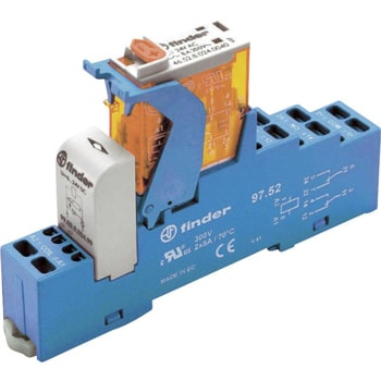 Finder Relay Interface Modules 4C Series - رله ماژول رابط فیندر Finder سری 4C
