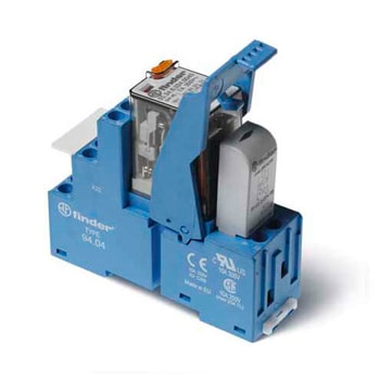 Finder Relay Interface Modules 58 Series - رله ماژول رابط فیندر Finder سری 58