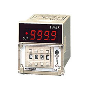 HANYOUNG Digital timer TF4 - تایمر دیجیتال هانیانگ مدل TF4