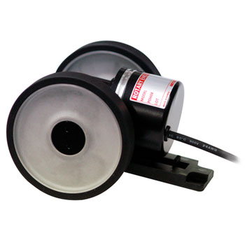 HANYOUNG Rotary encoder Wheel type PSC series - روتاری اینکودر چرخ دار هانیانگ سری PSC