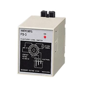 HANYOUNG Tempreture Controller FS 3 series - کنترلر دما هانیانگ سری FS-3