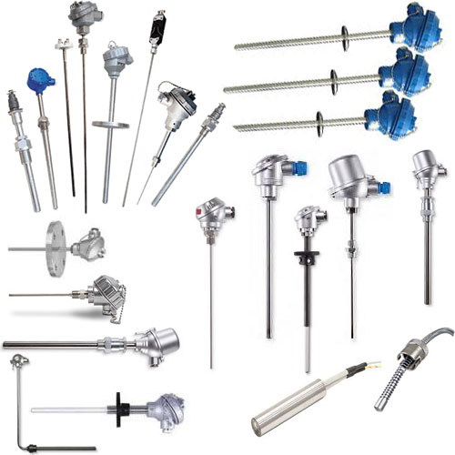Industrial Thermocouple Type 1 - انواع ترموکوپل صنعتی