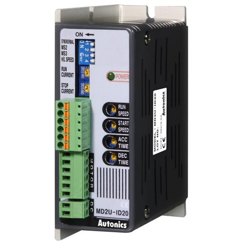 MD2U ID20 Series - درایور استپ موتور های آتونیکس سری MD2U-ID20