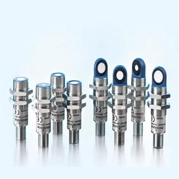 Microsonic PICO Ultrasonic cylindrical Distance Sensors - سنسور التراسونیک میکروسونیک Microsonic مدل +PICO