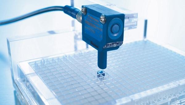Microsonic ZWS Ultrasonic distance cuboidal Sensors 1 - سنسور التراسونیک میکروسونیک Microsonic مدل ZWS