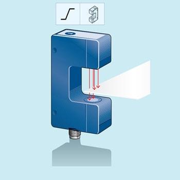 Microsonic bks Ultrasonic edge Special Sensors 1 - سنسور التراسونیک میکروسونیک Microsonic مدل bks