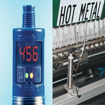 Microsonic mic Ultrasonic Distance Cylindrical Sensors 1 - سنسور التراسونیک میکروسونیک Microsonic مدل +mic