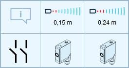 Microsonic ucs Ultrasonic Distance Cubic Sensors 1 - سنسور التراسونیک میکروسونیک Microsonic مدل ucs