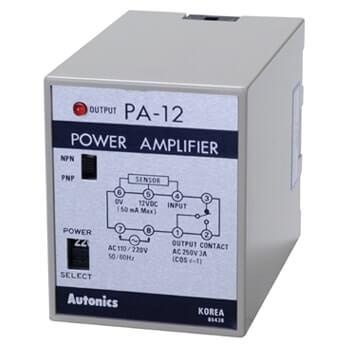 PA 12 Series - كنترلرهای سنسور آتونیکس سری PA-12
