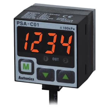 PSA Series - سنسور های فشار آتونیکس سری PSA