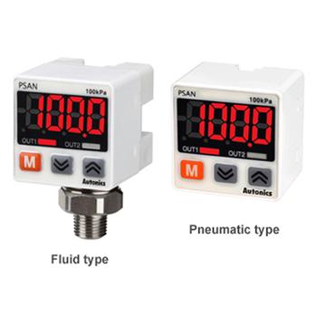 PSAN Series - سنسور های فشار آتونیکس سری PSAN