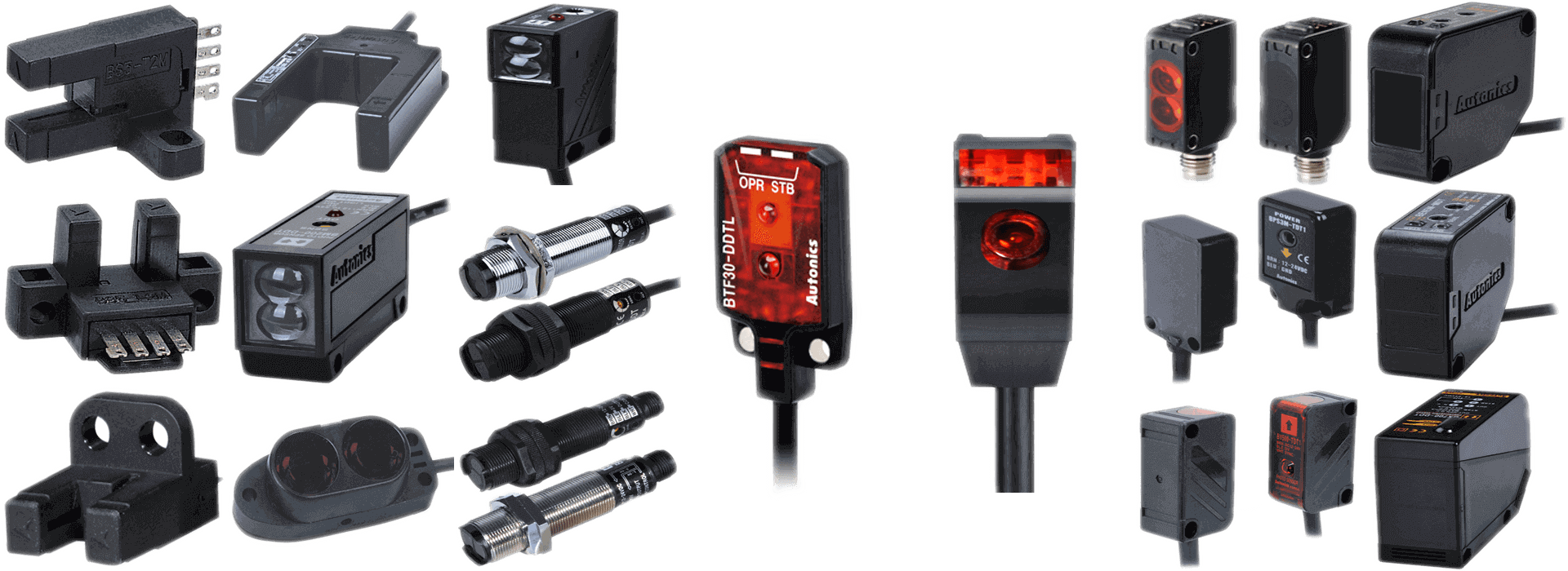 autonics photoelectric sensors