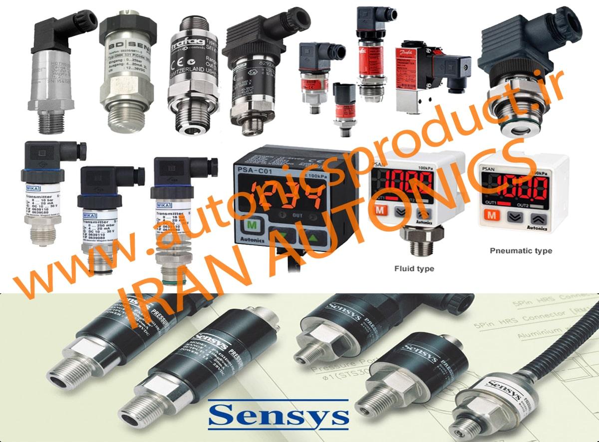 Pressure Sensors types