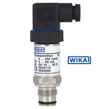 Pressure Transmitter WIKA S 11 - ترانسمیتر فشار (پرشر) ویکا WIKA