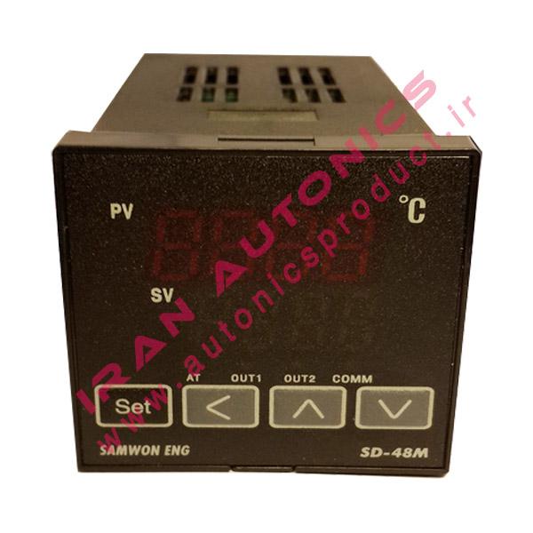 SD 48MF - کنترلر دما ساموان Samwon مدل SD-48MF