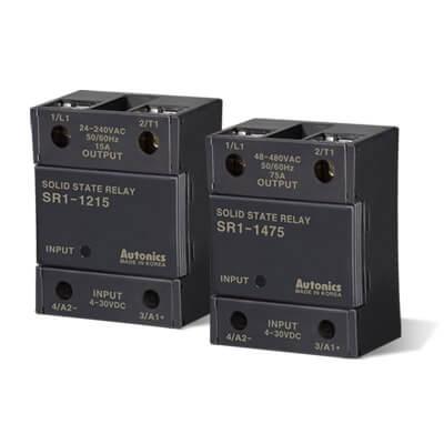 SR1 Series - رله های حالت جامد (SSR) آتونیکس سری SR1