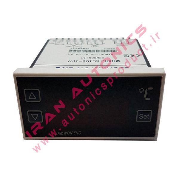 SU105 IPN - کنترلر دما ساموان Samwon مدل SU105-IPN