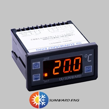 SUNWARD Temperature Controller SUN15PT Model - کنترل حرارت سانوارد SUNWARD مدل SUN15PT