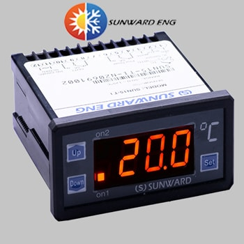 SUNWARD Temperature Controller SUN15TC Model - کنترل حرارت سانوارد SUNWARD مدل SUN15TC