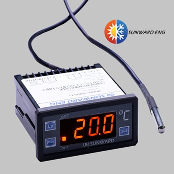 SUNWARD Temperature Controller SUN15TI Model - کنترل حرارت سانوارد SUNWARD مدل SUN15TI