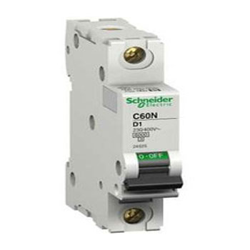 Schneider Miniature Circuit Breaker 1pole - کلید مینیاتوری اشنایدر Schneider