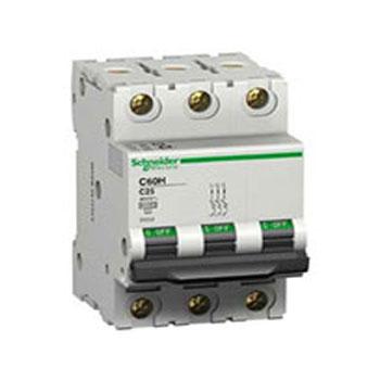 Schneider Miniature Circuit Breaker 3pole - کلید مینیاتوری اشنایدر Schneider