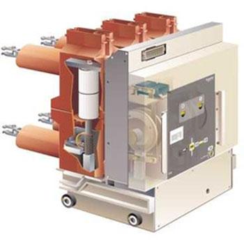 Schnenider Dejenctor Vacuum Circuit Breakers - دژنکتور خلاء اشنایدر Schnenider